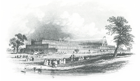 Crystal Palace, London 1851